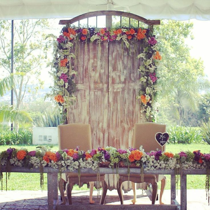 502 best images about ambientaci n y decoraci n para bodas - Mesas de boda decoradas ...