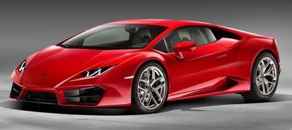 2016 Lamborghini Huracan LP 580-2 Price