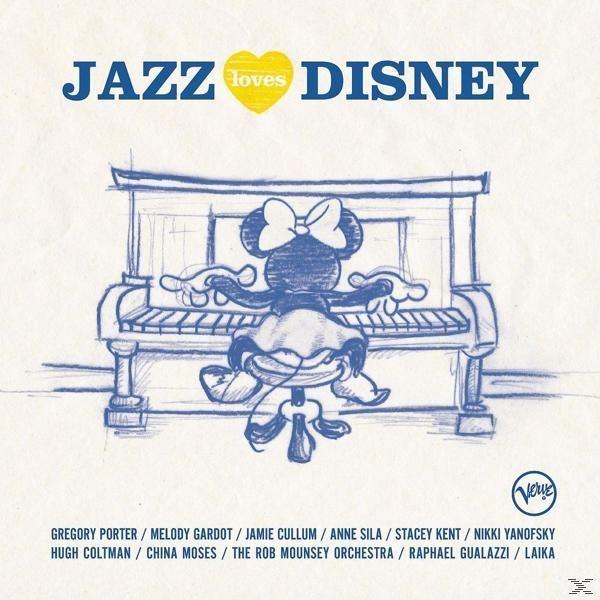 Jazz Loves Disney | Public