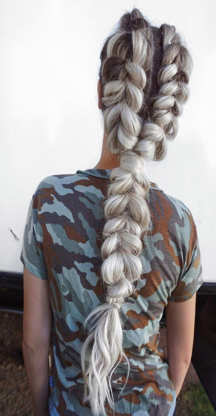 Braided hairstyles are most commonly adopt these days. Braid hairstyles give to the best look and best style you want there are infinity braided hairs...
