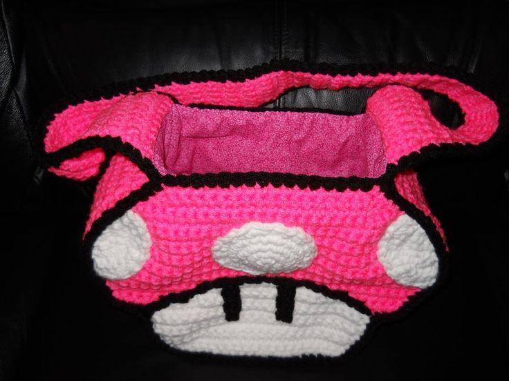Geek Amigurumi Pattern : Top geeky crochet patterns for babies