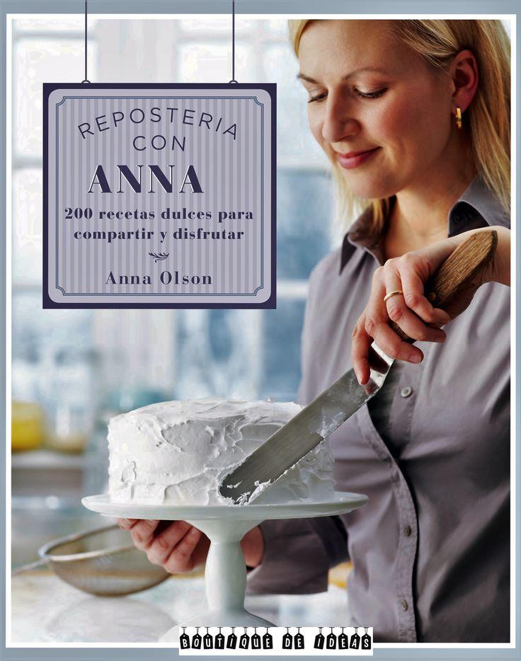 Muero hoy. El NUEVO libro de Anna Olson por fin!!! en Español! y a precio promociónhttps://goo.gl/MwLSJN