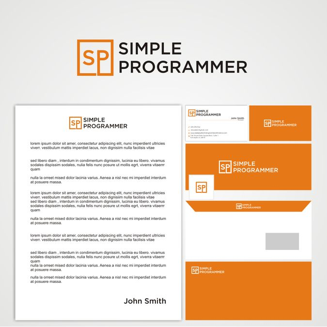 Revamp the Existing Simple Programmer Logo to Inspire Developers by NDOWEH
