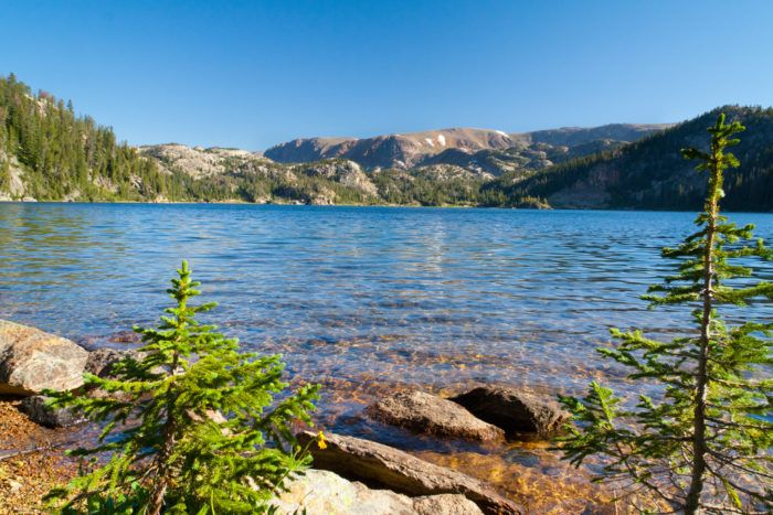 If you don't have much time and are looking for some short day hikes, then here are 10 scenic hikes 5 miles or under that everyone in Wyoming or those who are visiting should experience.