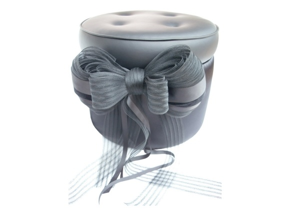 Spina Design, Bow Footstool, Buy Online at LuxDeco