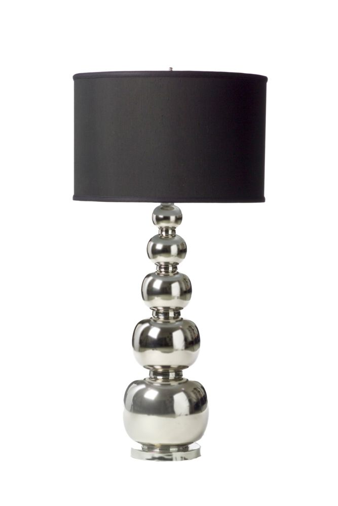 The Silver Gourds Table Lamp From Barbara Cosgrove Is An Elegant Way To  Light Up Your Spaces. Slightly Larger Than The Small Gourd Table Lamps, ...