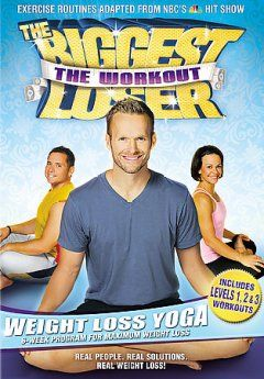 Biggest loser, the workout. Weight loss yoga