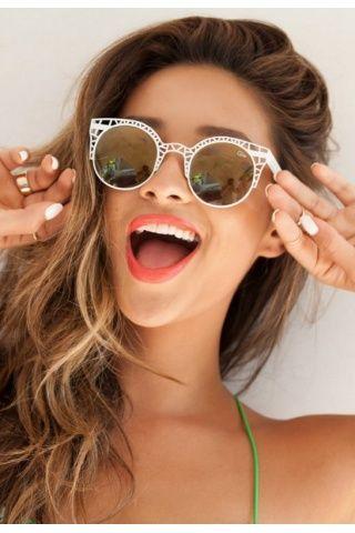 Quay Eyewear Fleur Sunglasses