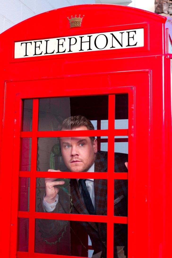 James Corden is Bringing The Late Late Show to London, and the Guest List is Epic