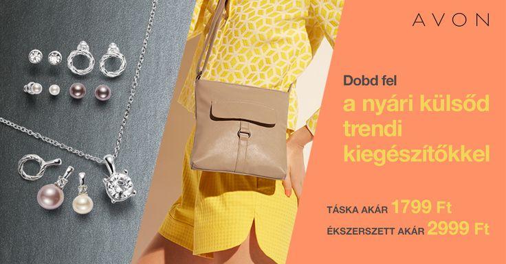 Tedd még különlegesebbé megjelenésedet divatos nyári kiegészítőinkkel! Most…