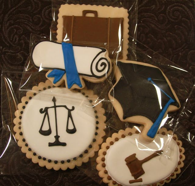 lawyer cookies