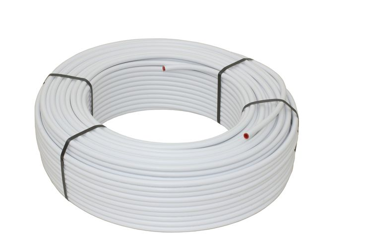 Alu-Verbundrohr 16 x 2 mm, 25 m - Rolle