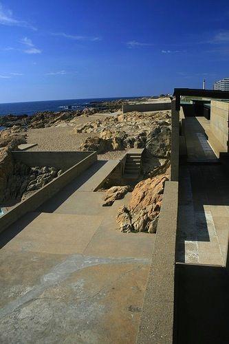 piscinas de leça Alvaro Siza