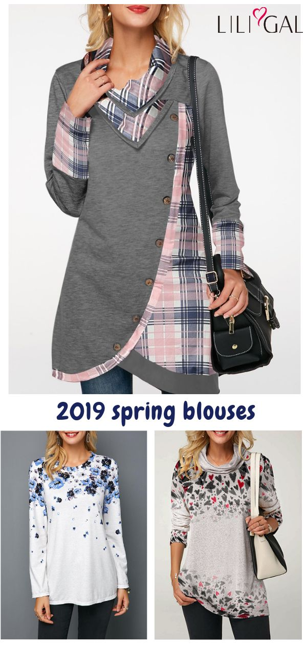 Cute Spring Blouses for women