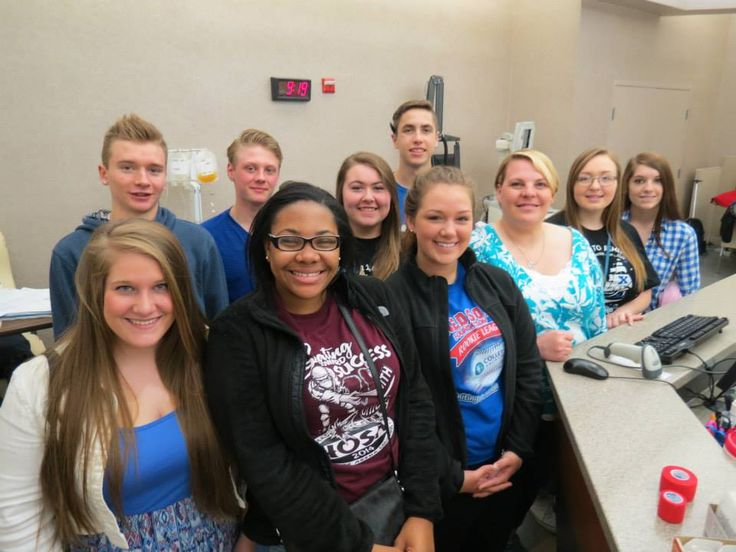 It has become a rite of spring for senior biotech students from Green County Career Center and Xenia High School to visit Community Blood Center's (CBC) downtown Dayton headquarters and go behind-the-scenes, exploring the worlds of the research and testing labs.
