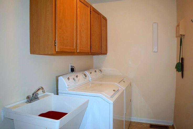 Laundry Room One Level Homes Open Concept Floor Plans Home
