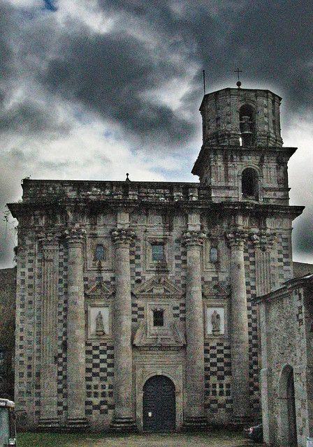 Mosteiro de Monfero, Fragas do Eume (A Coruña) I lived near here for a month !!!