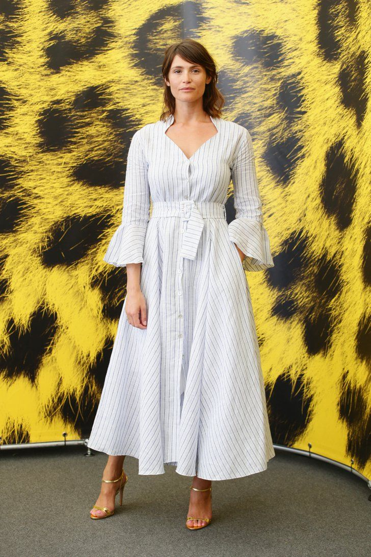 Gemma Arterton Has Been Having a Very Stylish Year  At the Locarno Film Festival in August.