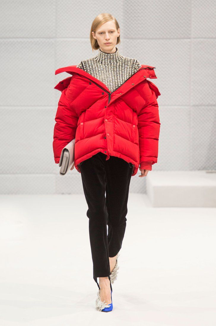 Pin for Later: The 9 Paris Fashion Week Trends to Know For Autumn '16 Parka City