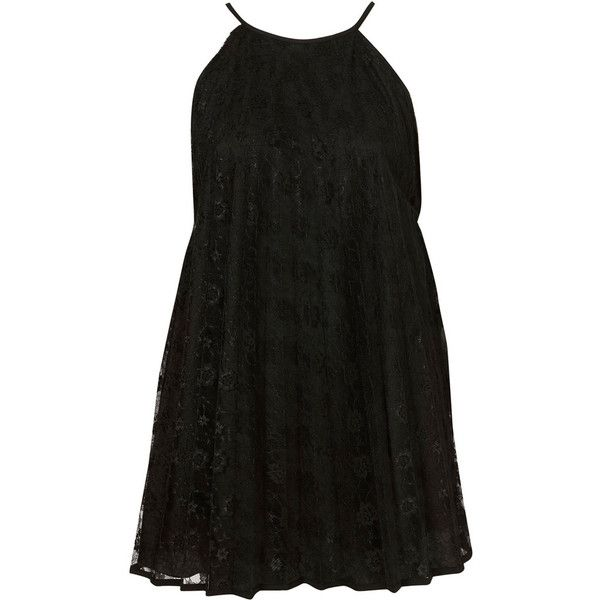 Sunray Lace Dress By Jones And Jones** (€90) ❤ liked on Polyvore featuring dresses, topshop, women, circle dress, lace dress, lace knife-pleat dress, lacy dress and jones jones dress