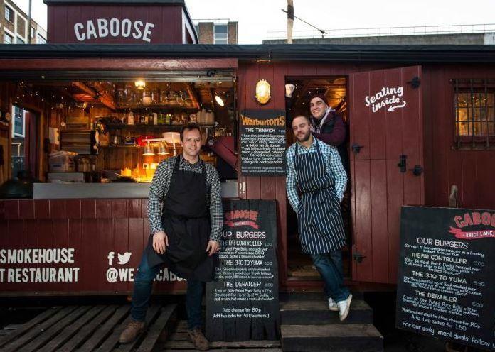 Caboose, London