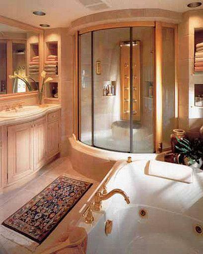 dream master bathroom | the perfect master bath - dillard kitchen
