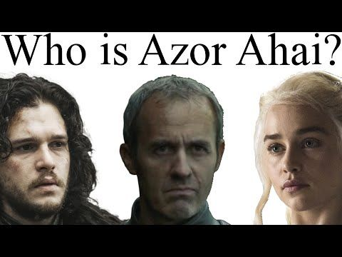 Who is Azor Ahai? [S5/ADWD spoilers] - YouTube