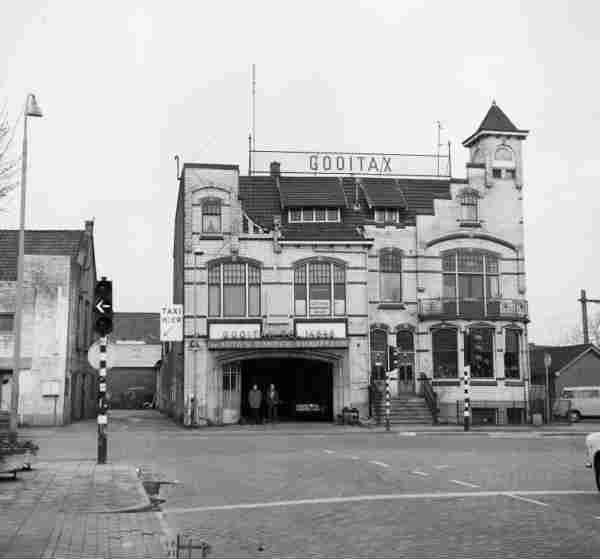 Stationsstraat 1974