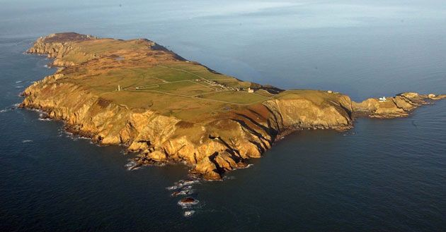 A long time ago, back when the world was young and innocent, or at least I was, I escaped the small Yorkshire village of my youth to live on the even smaller Lundy - an island of volcanic rock 11 miles off the coast of North Devon