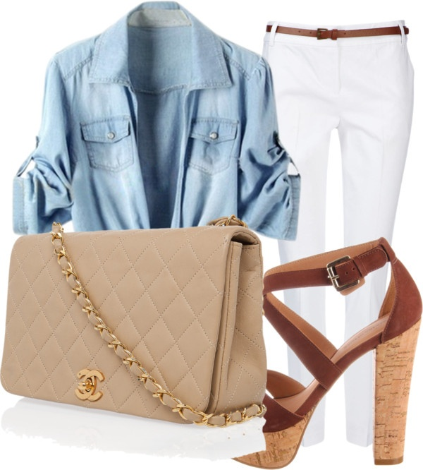 """""""Sweet Summertime"""" by jennadams on Polyvore"""