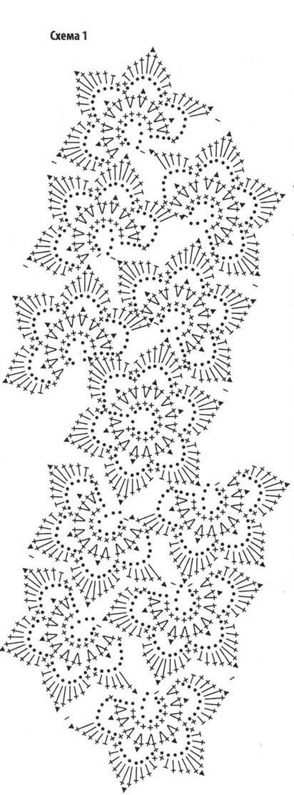 Летняя вязаная мини юбка крючком. Обсуждение на LiveInternet - Российский Сервис Онлайн-Дневников