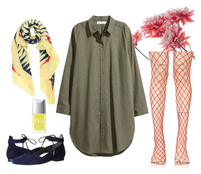 """""""Casual Spring"""" by florenzcollection on Polyvore featuring mode, Leg Avenue, Florenz et Paul Green"""