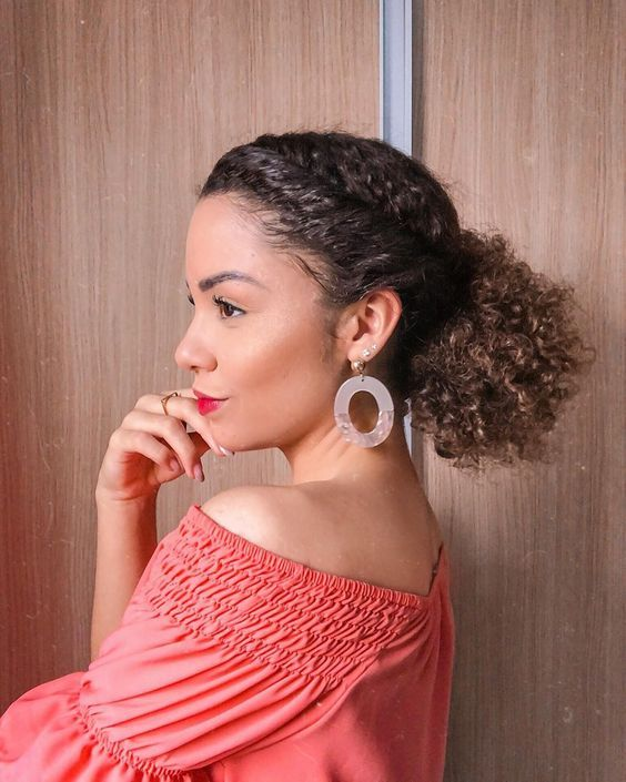 15 Beautiful And Gorgeous Spring Hairstyles For Black Women In