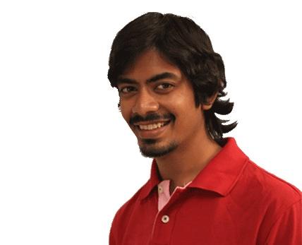 Srikrishna Mamidipudi  - UX Designer. Challenger. Marketing Analyst