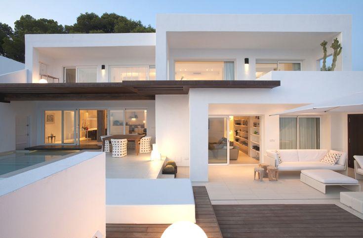 Dream home: Juma Architects, Dream Homes, Dream House, Interiors Design, Dupli Dos, Homes Architecture, Ibiza Spain, Modern House, Modern Homes