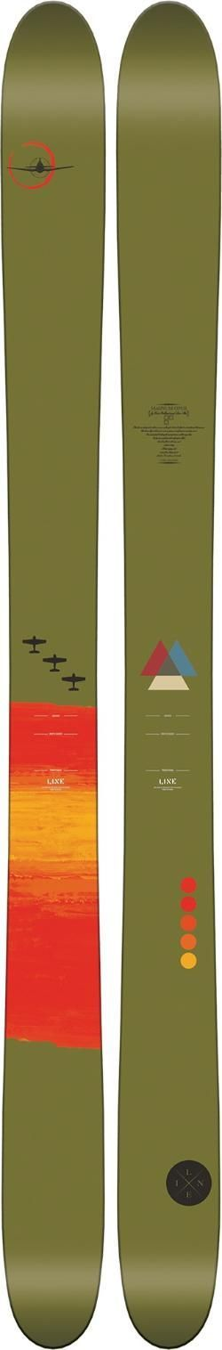 Line Men's Magnum Opus Skis  188 Cm