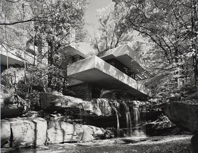 Frank Lloyd Wright Modern Carport : The best of ezra stoller modern architecture s master