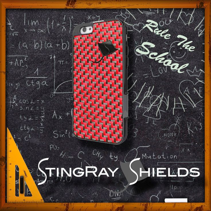 Set The Curve with your StingRay Shields™ Case-System  •: Advanced Cell Phone Radiation Protection :•   www.stingrayshields.com