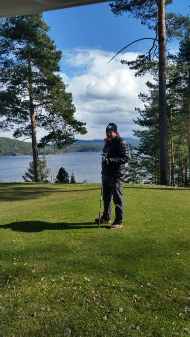 Norsjø Golfpark ☺
