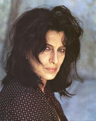 Anna Magnani-Wonderful Italian actress. I love her face completely
