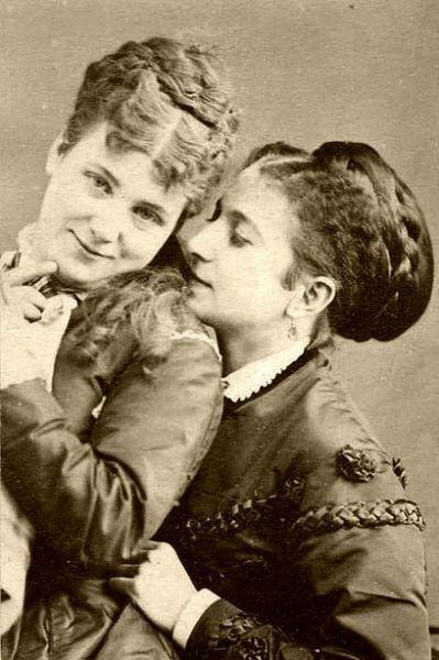 Így szerették egymást a leszbikusok régen – fotók - NLCafé