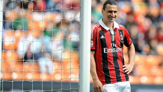 التنافس يشتعل بين أندية إيطاليا للحصول على توقيع إبراهيموفيتش Zlatan Ibrahimovic Ac Milan Cristiano Ronaldo