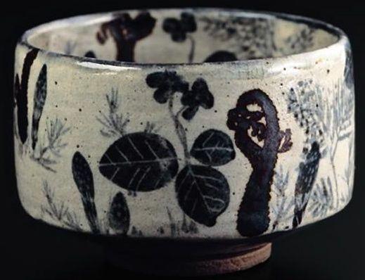 18th century tea bowl