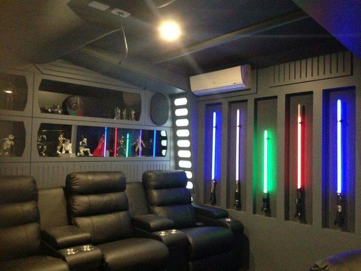Man Cave Cinema Room : 13 best man cave images on pinterest caves star wars and starwars