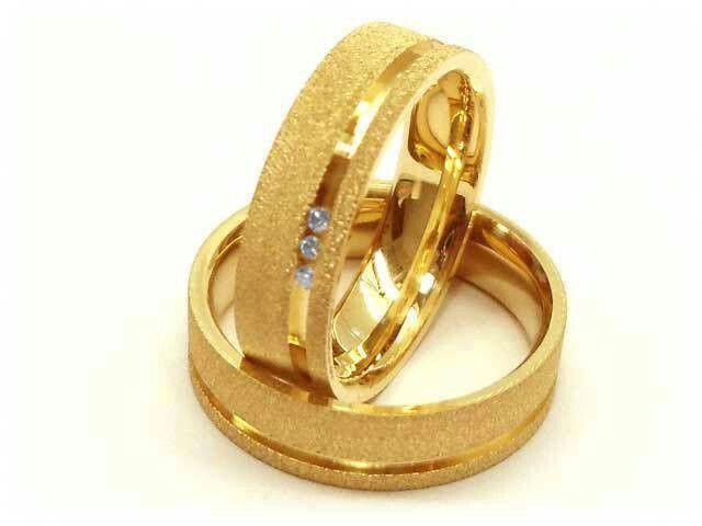 384 best Gold Wedding Rings images on Pinterest Gold wedding