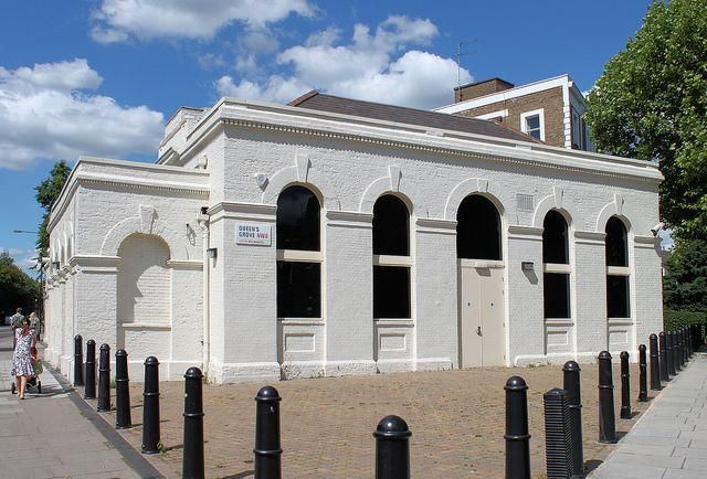 The former Marlborough Road Tube station (shown as Marlboro Road on contemporary maps) can still be seen in the north-west London district of St John's Wood. Opened in 1868 as a northbound extension from Baker Street, the station closed in 1939 following the construction of deep level tunnels designed to ease congestion on the Metropolitan line.