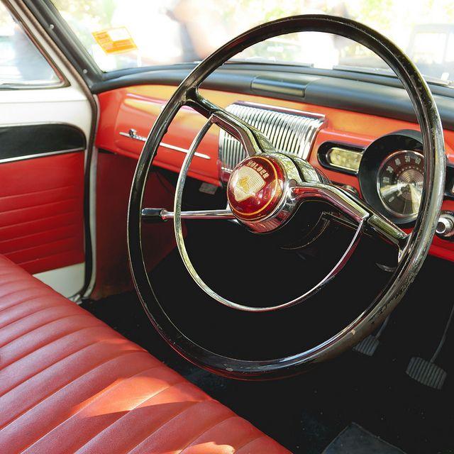 Vintage Holden Interior