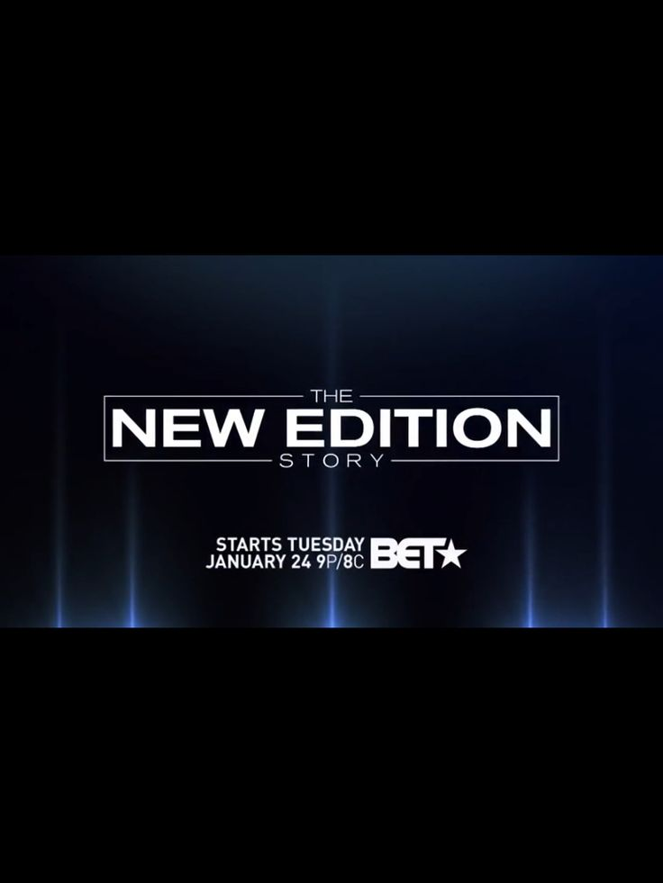 New Edition BET movie mini-series