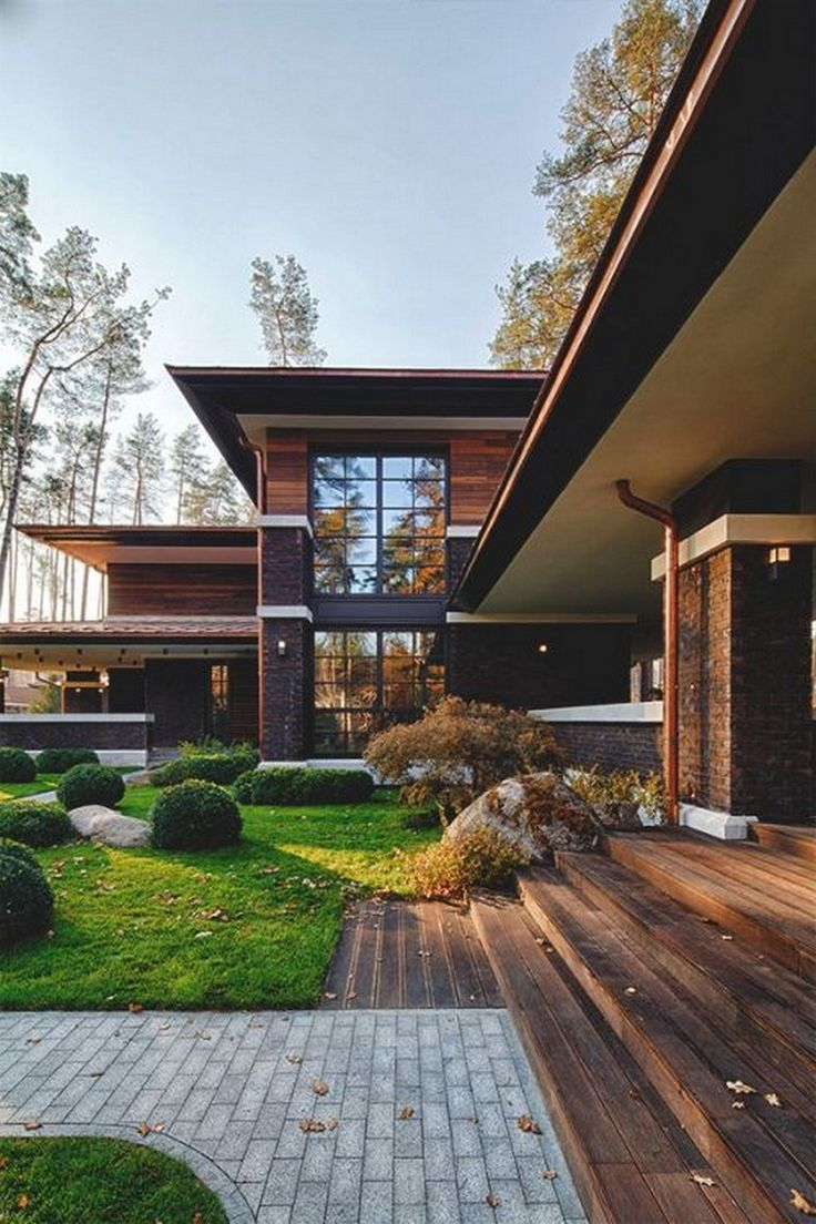 20+ ADVANCED LUXURIOUS FLAT ROOF HOUSE DESIGNS YOU SHOULD