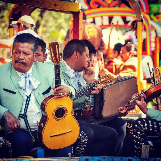 Mariachis waiting for their next customers on the waterways around Xochimilco in Mexico City over the weekend. Locals and tourists alike flock here on the weekends to drink (a lot) eat and enjoy the afternoon sunshine. #xochimilco #mexicocity #df #daydrinking #travel #travelphotography #photooftheday #picoftheday #adventure #wanderlust #instatravel #travelgram #traveling #trip #travelpics #travelblog by glenthomsonphoto